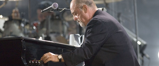 Billy Joel in Concert - © Anthony Correia